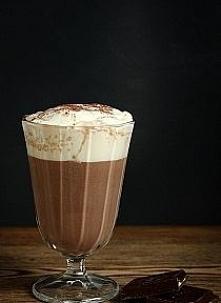 Gorąca czekolada z pianką à...