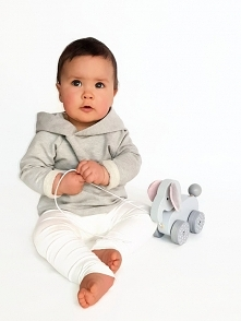 Bluza z kapturem dla dziecka-rozm. 80-Cosy hoodie