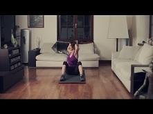 Trening na płaski brzuch i smukłą talię