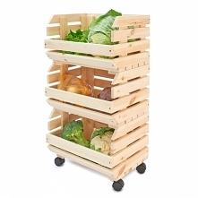 Przechowywanie warzyw w domu nigdy nie było prostsze,
