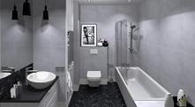 Inspiracja betonem od dawna cieszy się popularnością, czysto, surowo, oszczęd...