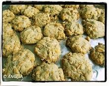 Kruche słone ciastka słonecznikowe - Snack Sunflower Seeds Cookies - Biscotti salati ai semi di girasole