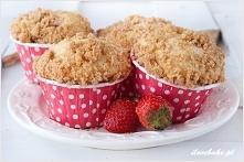 Jogurtowe muffinki z truska...