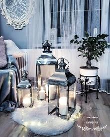 Lampiony świece