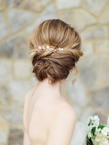 Druhna też potrzebuje pięknej fryzury.