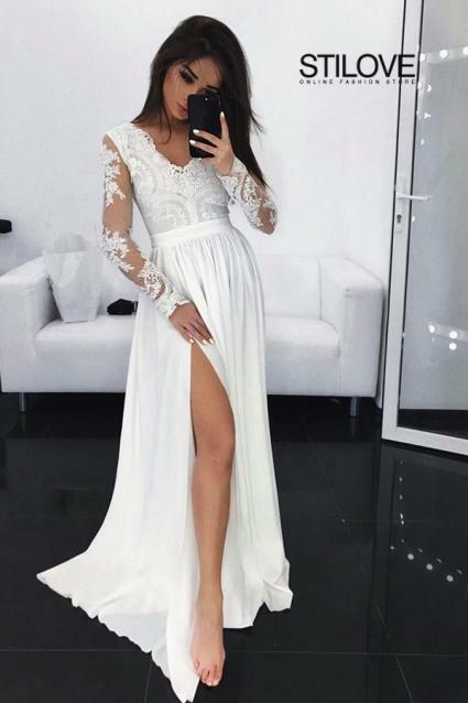 #stilove #sukniaślubna #skromna #idealna