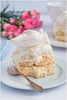 Ciasto princessa kokosowa
