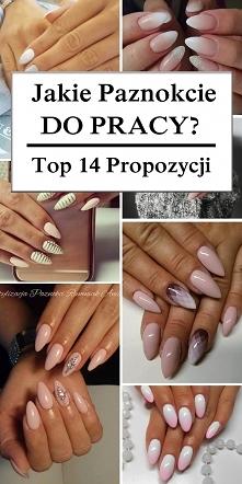 Jakie Paznokcie do Pracy – Top 14 Propozycji na Codzienny Manicure