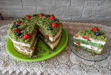 Ciasto Szpinakowe,w którym ...