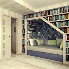 Sprytne sposoby na przechowywanie książek