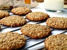 Owsiane ciasteczka cynamonowe