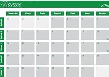 Już MARZEC! Jeśli jeszcze go nie zaplanowałaś/eś zapraszam, mam dla Ciebie w prezencie kalendarz, z zaznaczonymi niedzielami wolnymi od handlu, w dwóch wersjach kolorystycznych!...
