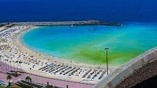 O najciekawszych plażach na Gran Canarii dla rodzin, wielbicieli sportów i im...