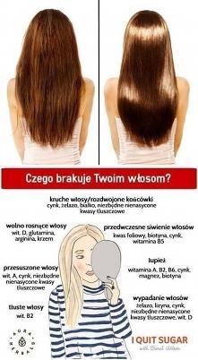 ....włosy