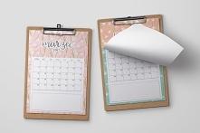 Uroczy kalendarz-planer na ...