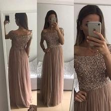 suknia druhny