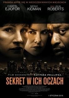 Sekret w ich oczach (ang tak samo Secret in their Eyes)- ciekawa sensacja, może bardziej wchodząca w obyczajowy czy dramat