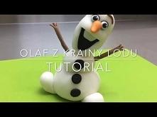 Olaf z Krainy Lodu - tutorial