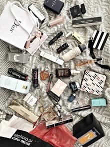 Kosmetyki, dla mnie i dla Was :). Więcej szczegółów na blogu.
