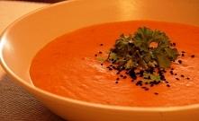 Zupa krem z czerwonej socze...