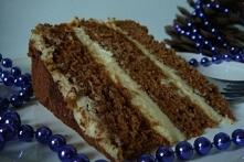 Sernik - przekładaniec        składniki na ciasto:             4 szklanki mąk...