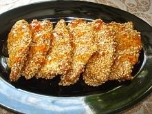 Kurczak w sezamie