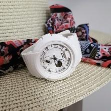 Prosty i zachwycający! <3 zapraszam do fanpage'a na fb dla fanek zegarków marki Casio Baby-g :D