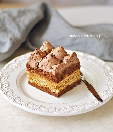Ciasto Kakaowa Krówka z Kra...