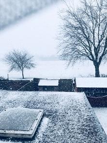 #snieg w #uk