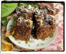 Ciasto buraczano-czekoladow...