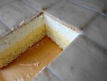 Bardzo orzeźwiające ciasto,...