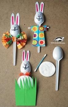 Świetne ozdoby Wielkanocne do wykonania z dziećmi