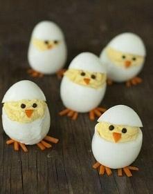 Nadziewane kurczaczki