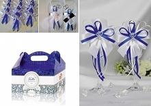 Kobaltowe wesele i ślub, do...