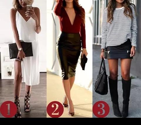 1,2 czy 3? Za którą, stylizacją jesteście bardziej?
