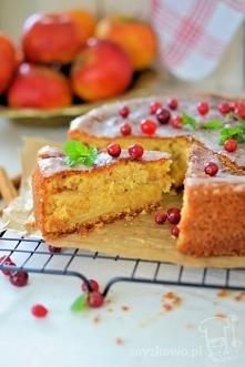 Szybkie ciasto z jabłkami S...