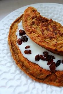 Omlet z serka wiejskiego