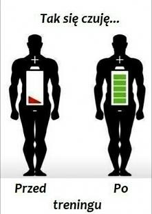 I baterie naładowane