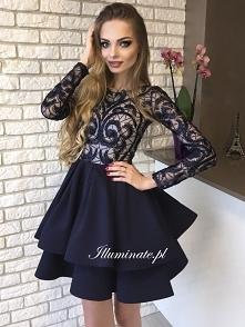 Przepiękna sukienka kolekcj...