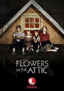 Kwiaty na poddaszu --- Po stracie ojca czwórka dzieci zostaje zamknięta na strychu posiadłości ich dziadków. Uwięzieni nie mają pojęcia o rodzinnej tajemnicy.
