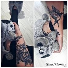 My little tattoo baby ♡