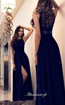 Przepiękna suknia z kolekcj...