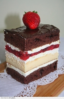 Ciasto Cztery Smaki