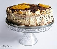 Tort Ambasador   Biszkopt:  6 jajek 1 szklanka mąki tortowej 1 szklanka cukru...