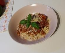Najlepsze spagetti jakie mi wyszlo kiedykolwiek! Nie mogę znaleźć tego przepi...