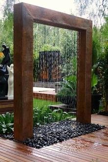 Deszczownica - pomysł na upały