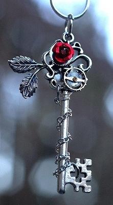 piękny klucz