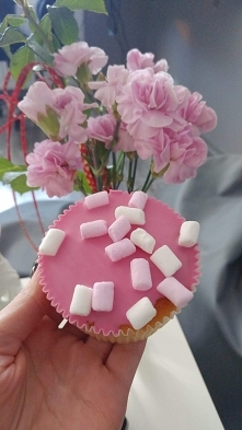 Muffinka DanCake . Pyszka!
