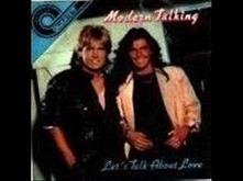 Modern Talking - Let's Talk About Love Kocham cię#j#