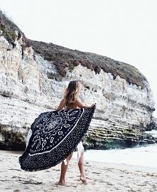 Ręczniki plażowe w różne motywy do kupienia na swagshoponline.pl ♥ NOWA KOLEK...